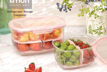 ظروف پلاستیکی فریزری لیمون